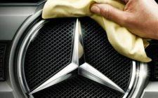 taller mecánico Mercedes
