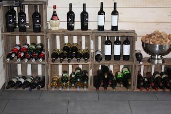fabricación de cajas de madera para vinos